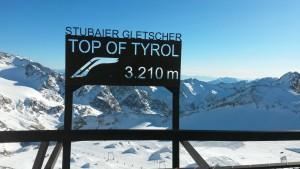 Skiopening Stubai @ Stubai Gletscher