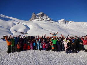 Events (Ski- und Snowboardkurse)