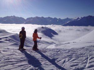 Auspowern am Arlberg @ Arlberg