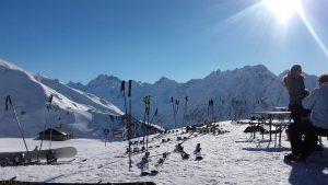 Saisonabschlussfahrt nach Ischgl @ Stubai Gletscher